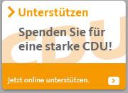 Unterstuetzen Sie die CDU