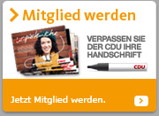 Mitmachen in der CDU