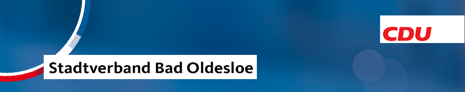 CDU Stadtverband Bad Oldesloe